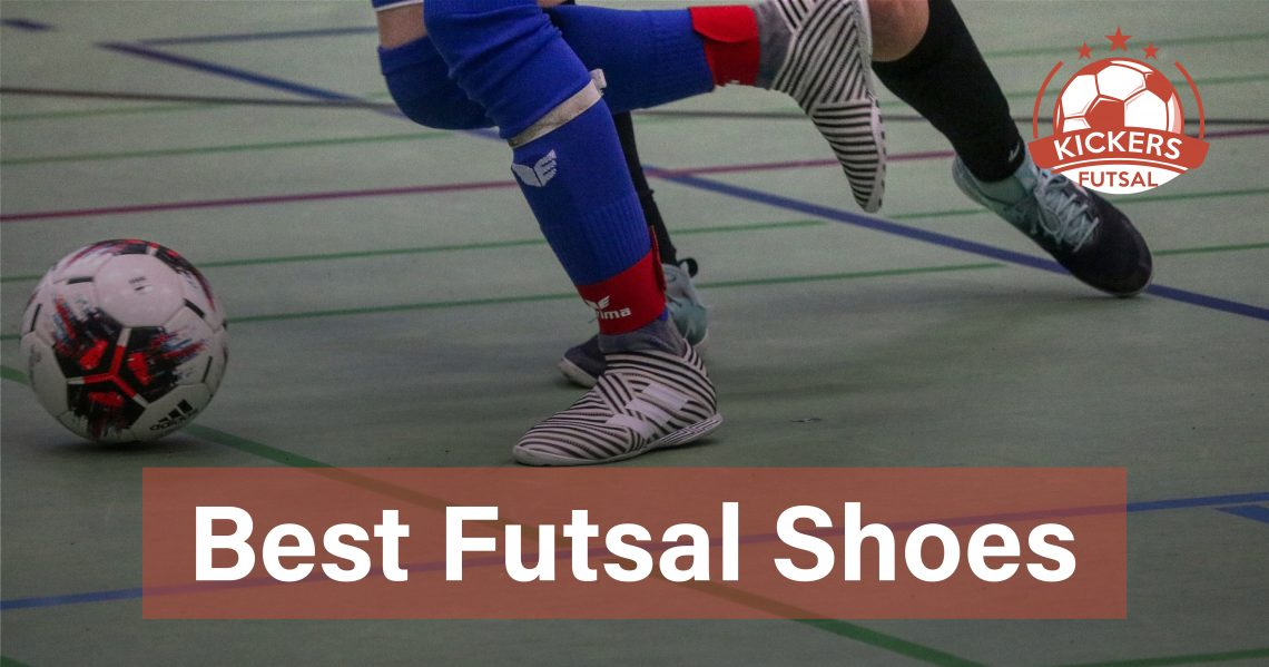 Our selection of the best futsal shoes.