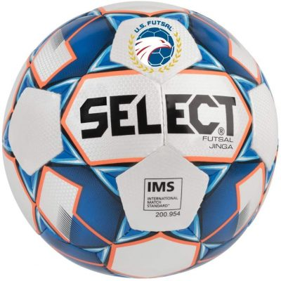 Jinga futsal ball is the best one from Select.