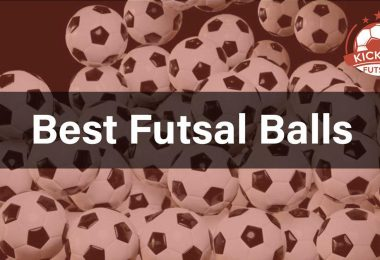 Selectiron of the best balls for futsal.