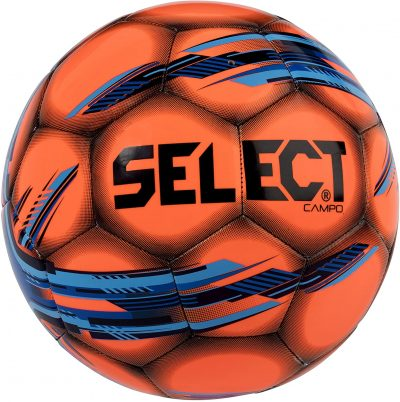 Select Campo ball is the most popular option among futsal players.
